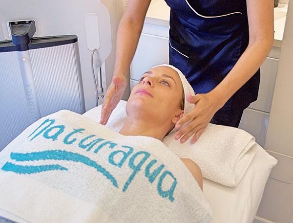 Exfoliación corporal Naturaqua