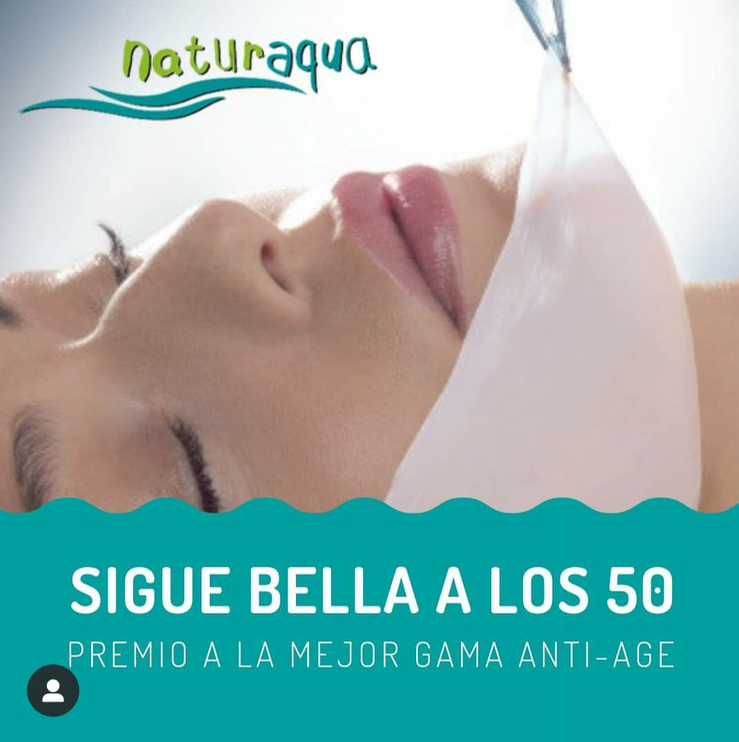 Sigue bella a los 50 con el Ritual Excellence Anti-Age deThalgo