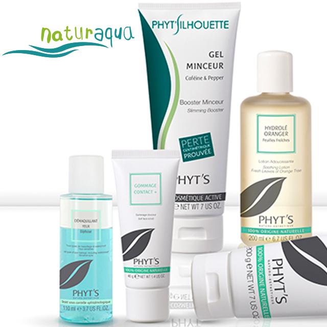 Productos Phyt's en Naturaqua