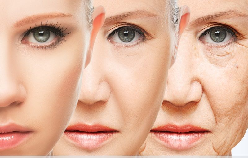 Envejecimiento cutáneo. Tratamiento antiaging en Naturaqua.