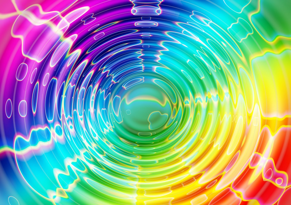Cromoterapia o poder curativo de los colores