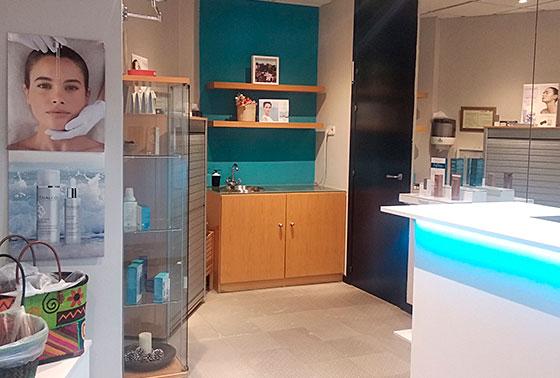 Centro de belleza Naturaqua en Madrid - Intalaciones