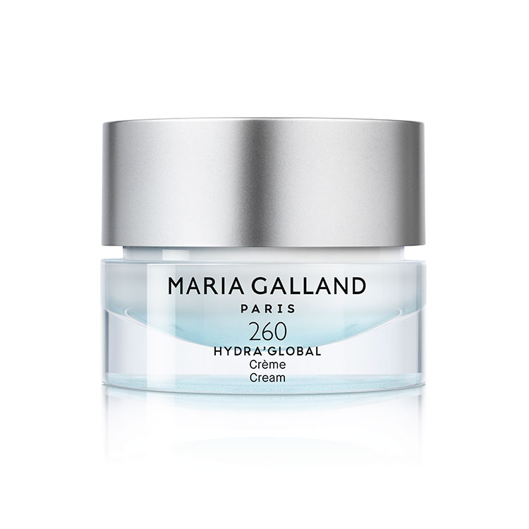 Hydra global cream 260 maria galland - naturaqua - madrid