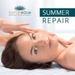 Summer repair. Tratamientos antiedad de Thalgo.